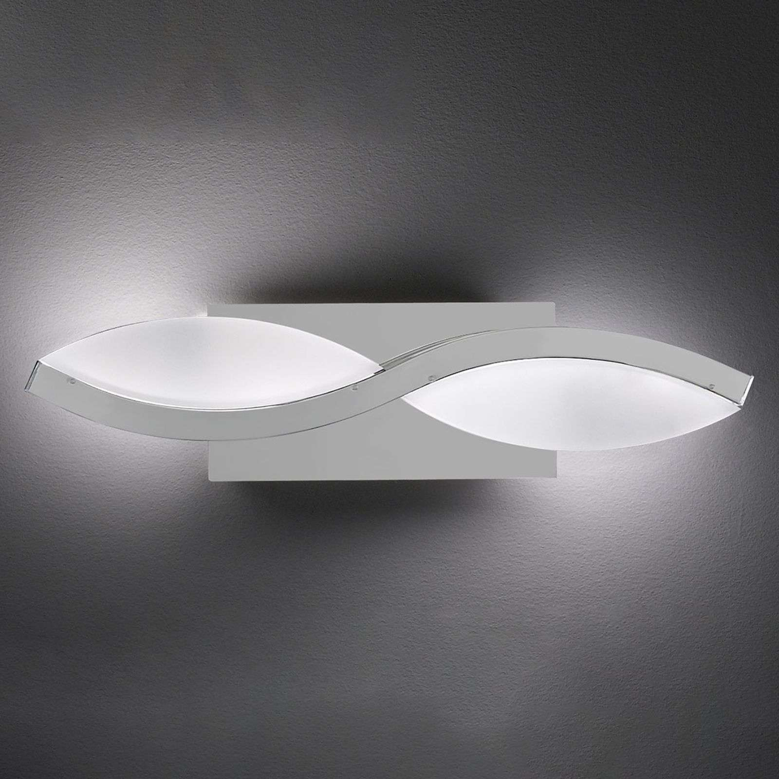 Applique a LED Freya con touch dimmer a 3 livelli