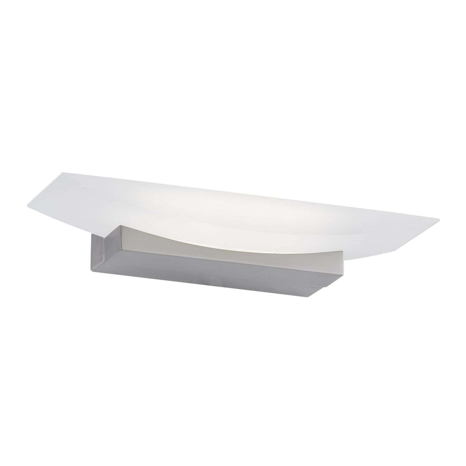 Applique LED Bowl con interruttore, 30 cm