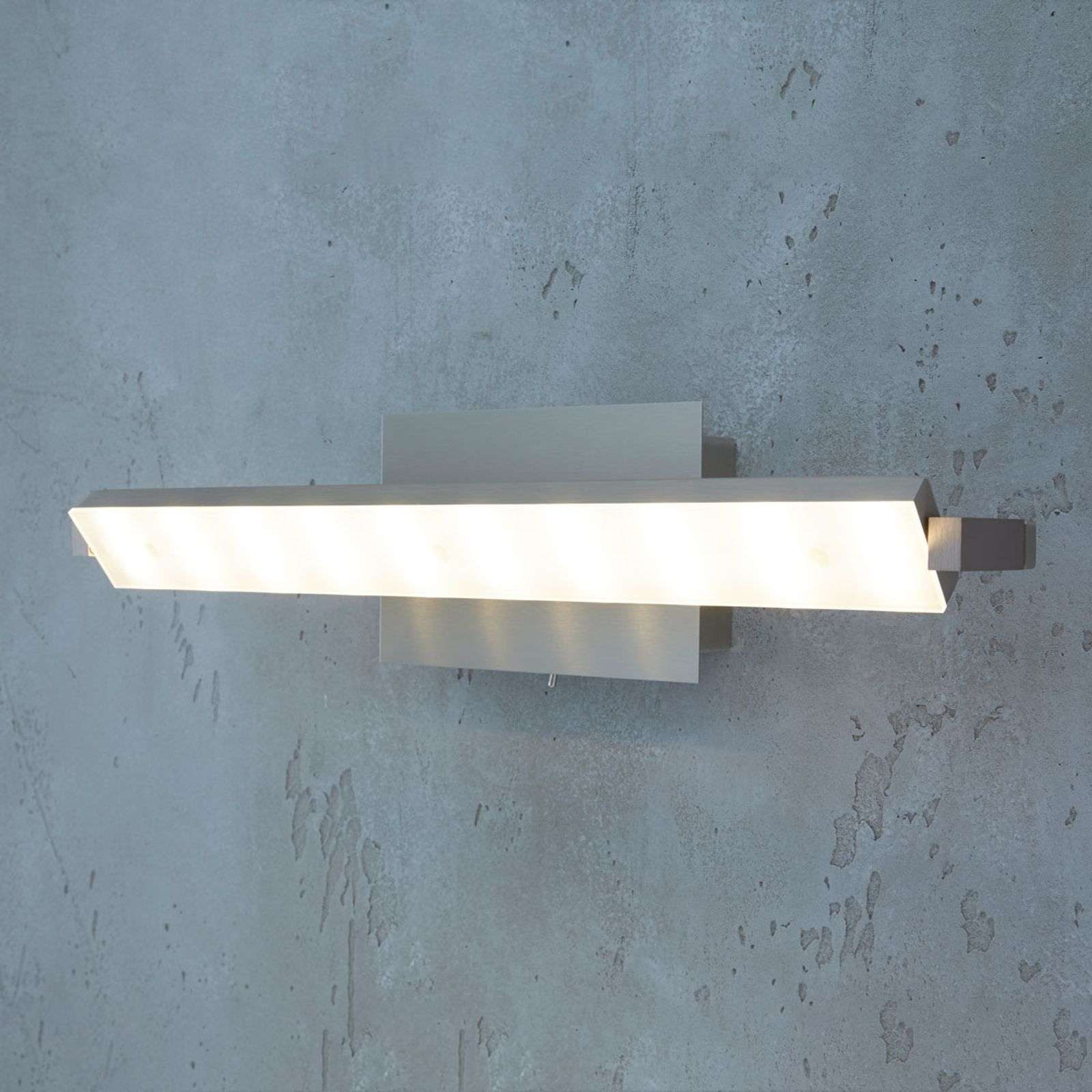 Applique LED Pare girevole con interruttore 40 cm