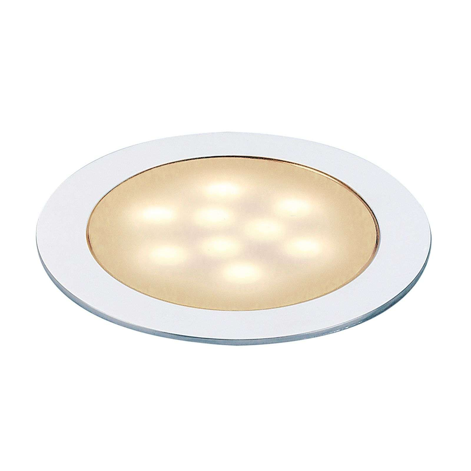Faretto da incasso efficace LED SLIM LIGHT IP67 ww