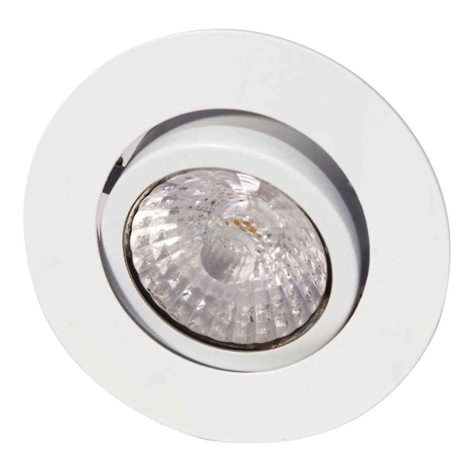 Downlight LED Rico, dim to warm, bianco