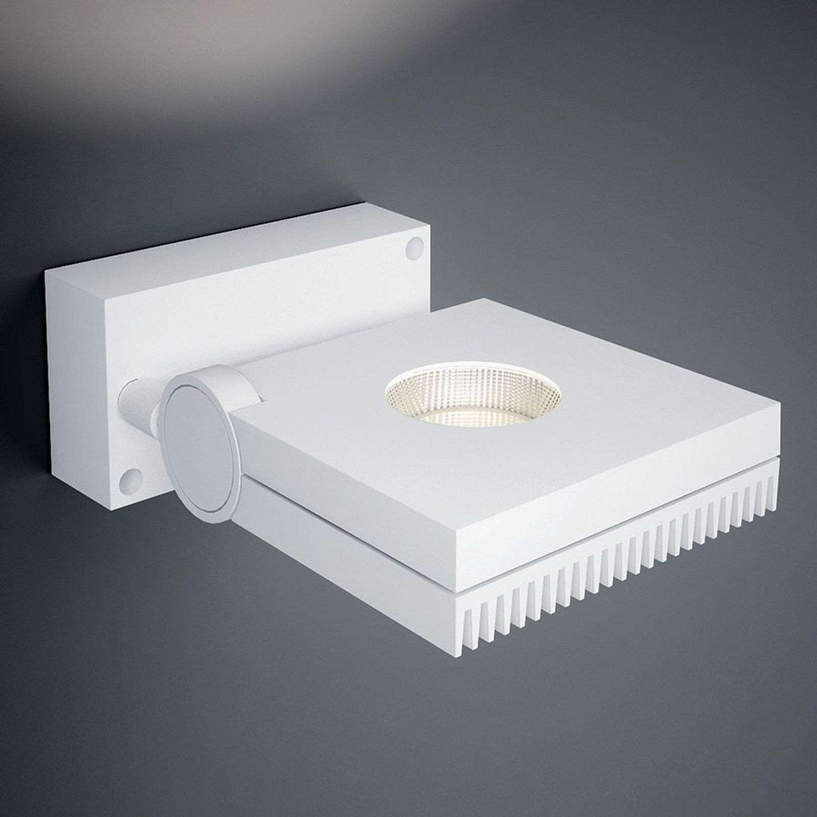 Applique a LED orientabile Bridge a 1 luci