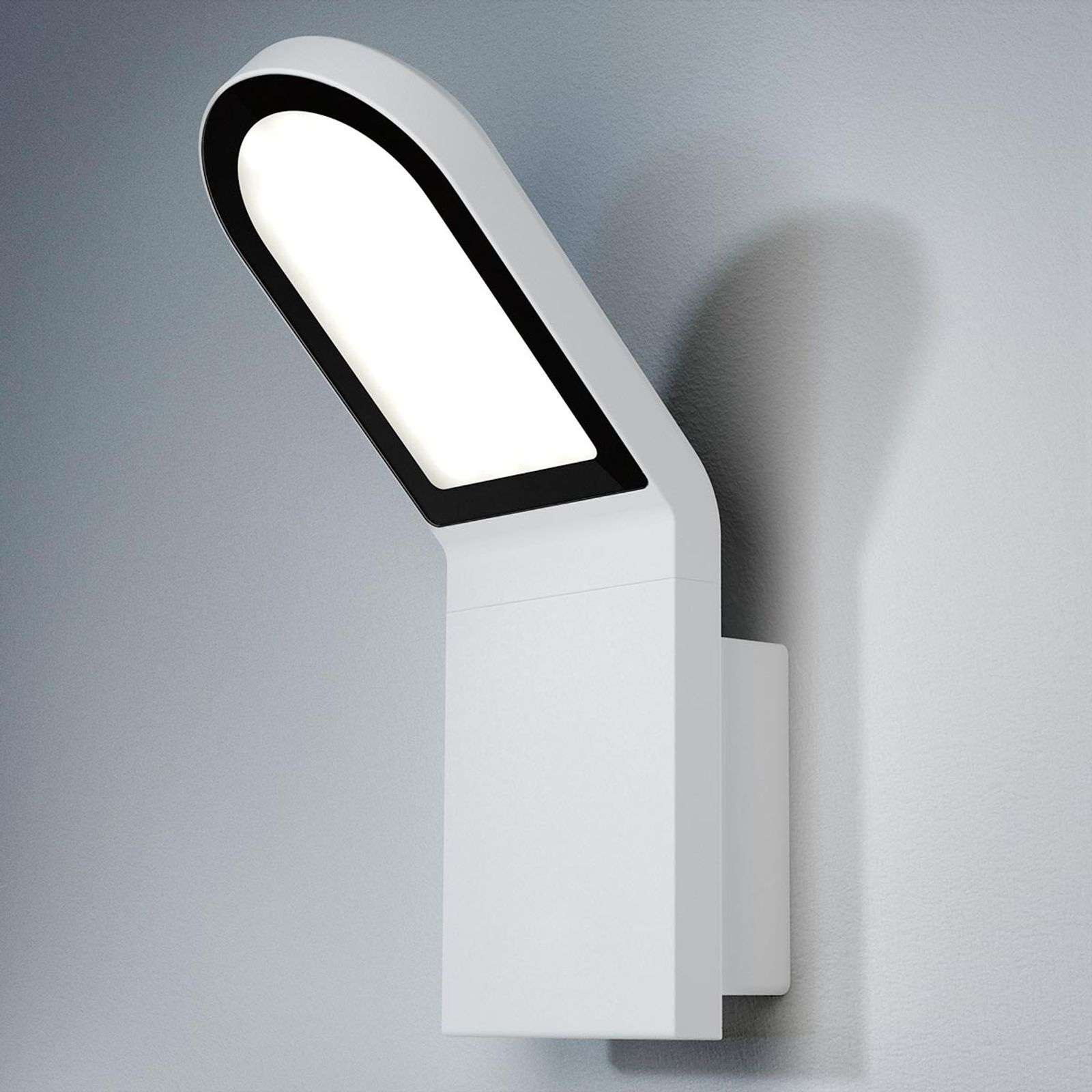 Applique da esterni LED Endura Style Wall bianco