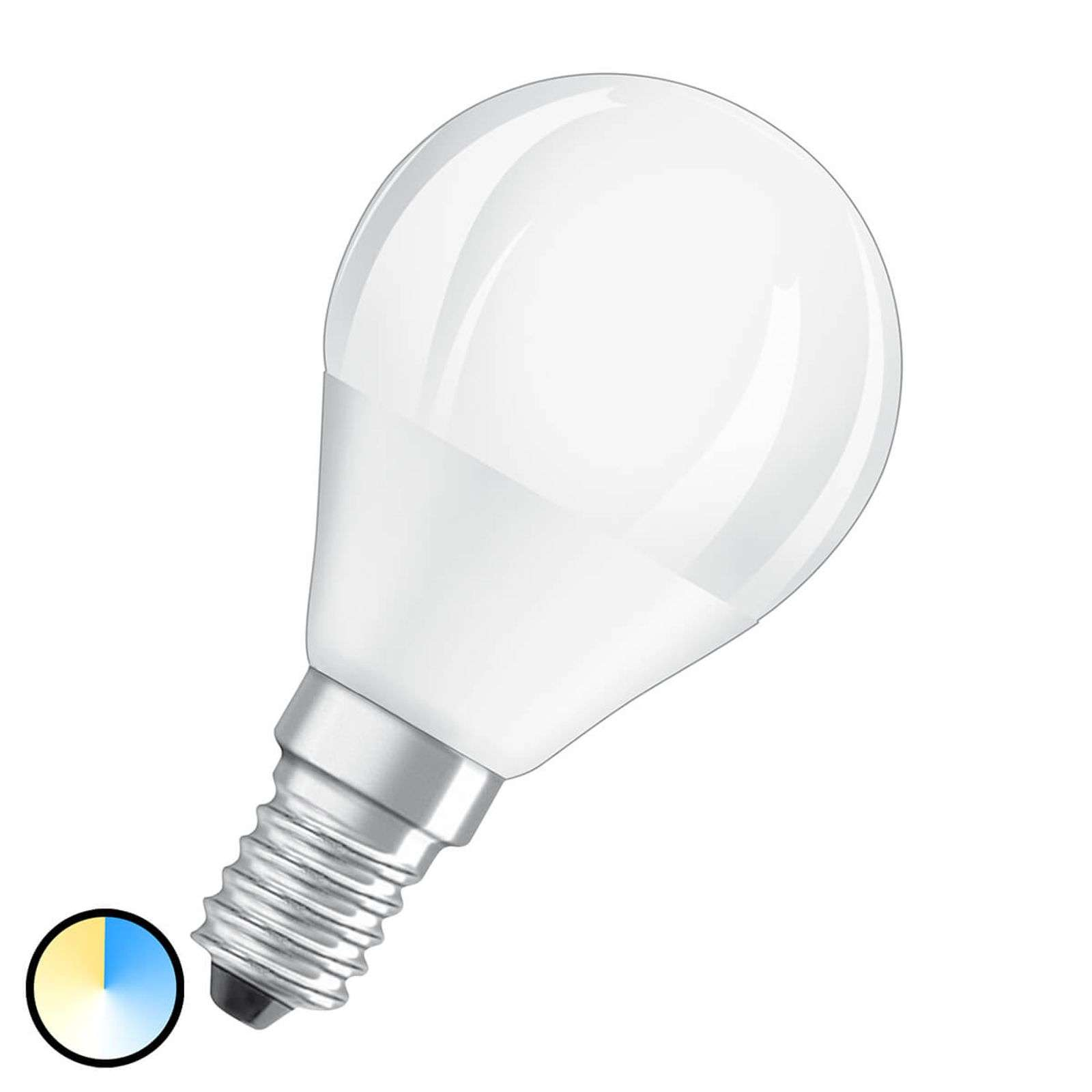 Lampadina LED Active&Relax E14 5,5W, 470 lumen