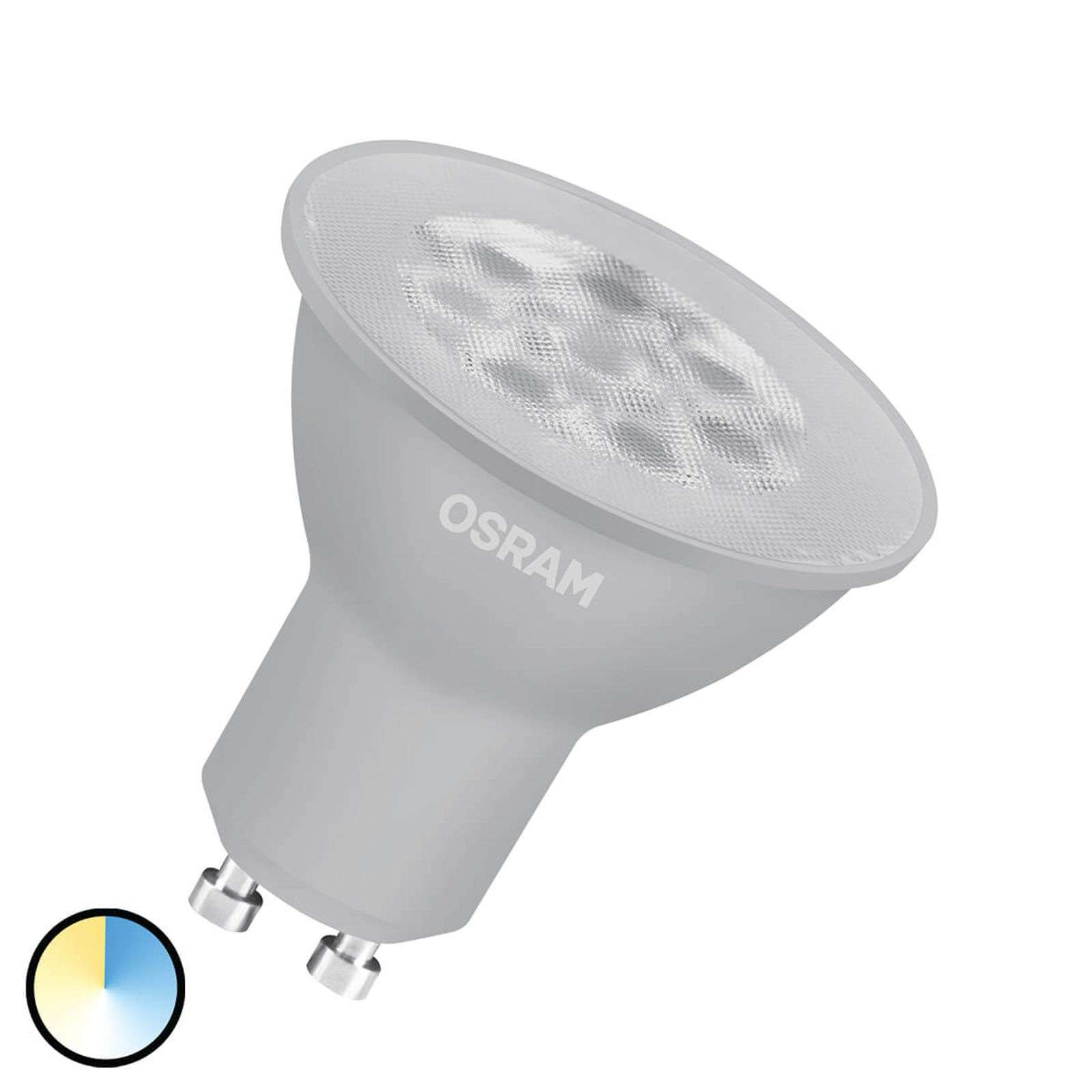 Lampadina LED a riflettore 36° Active&Relax GU105W