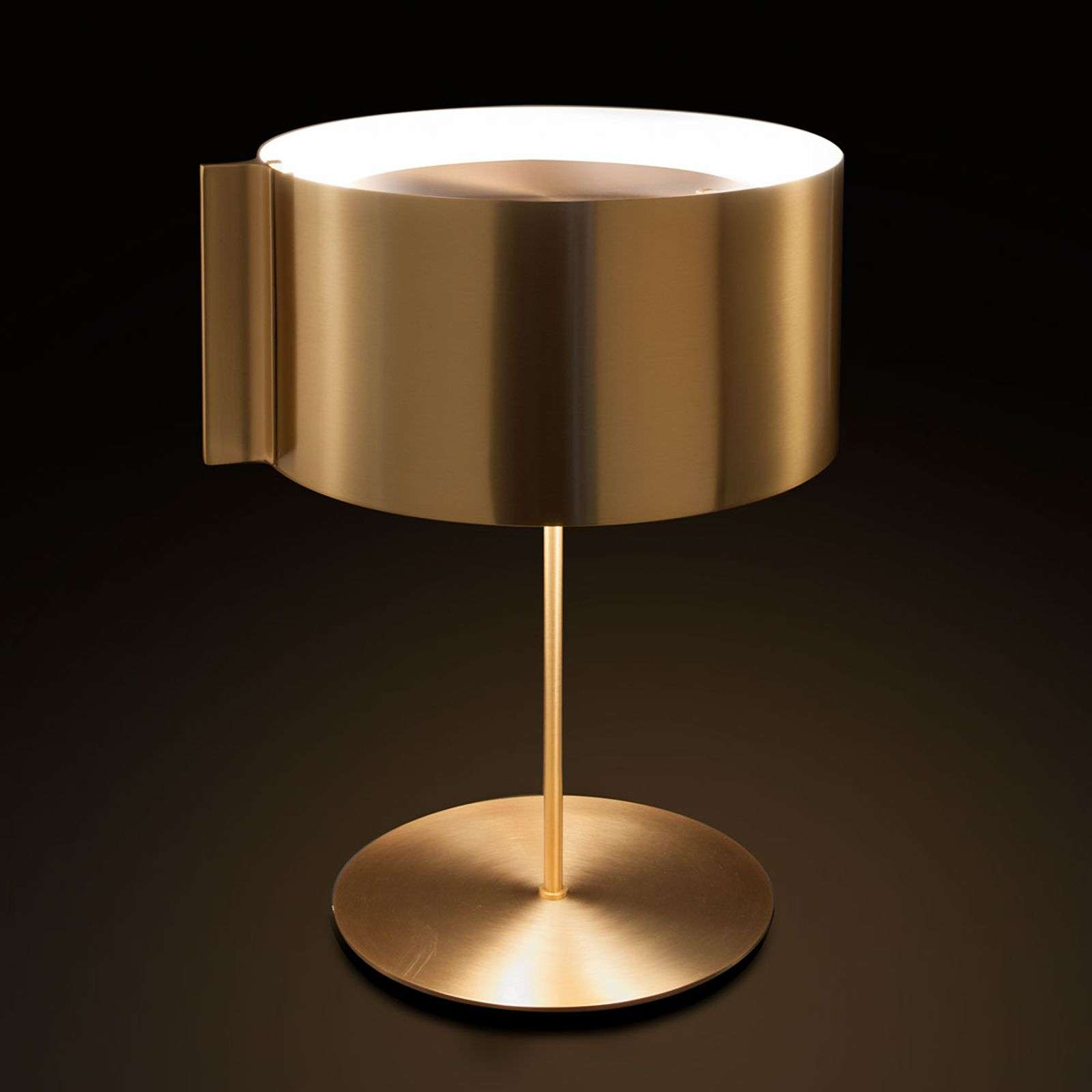 Lampada di design Switch oro