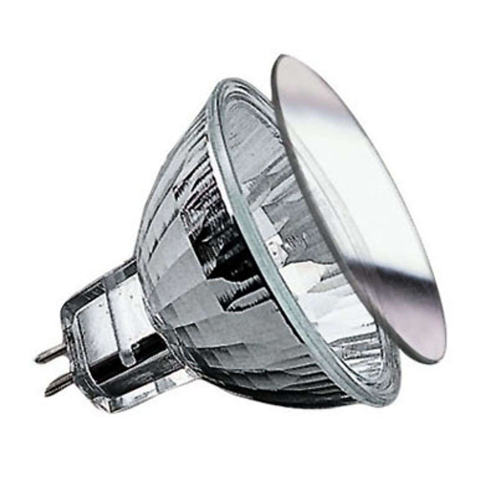 GU5,3 MR16 20W lampadina a riflettore Security Alu
