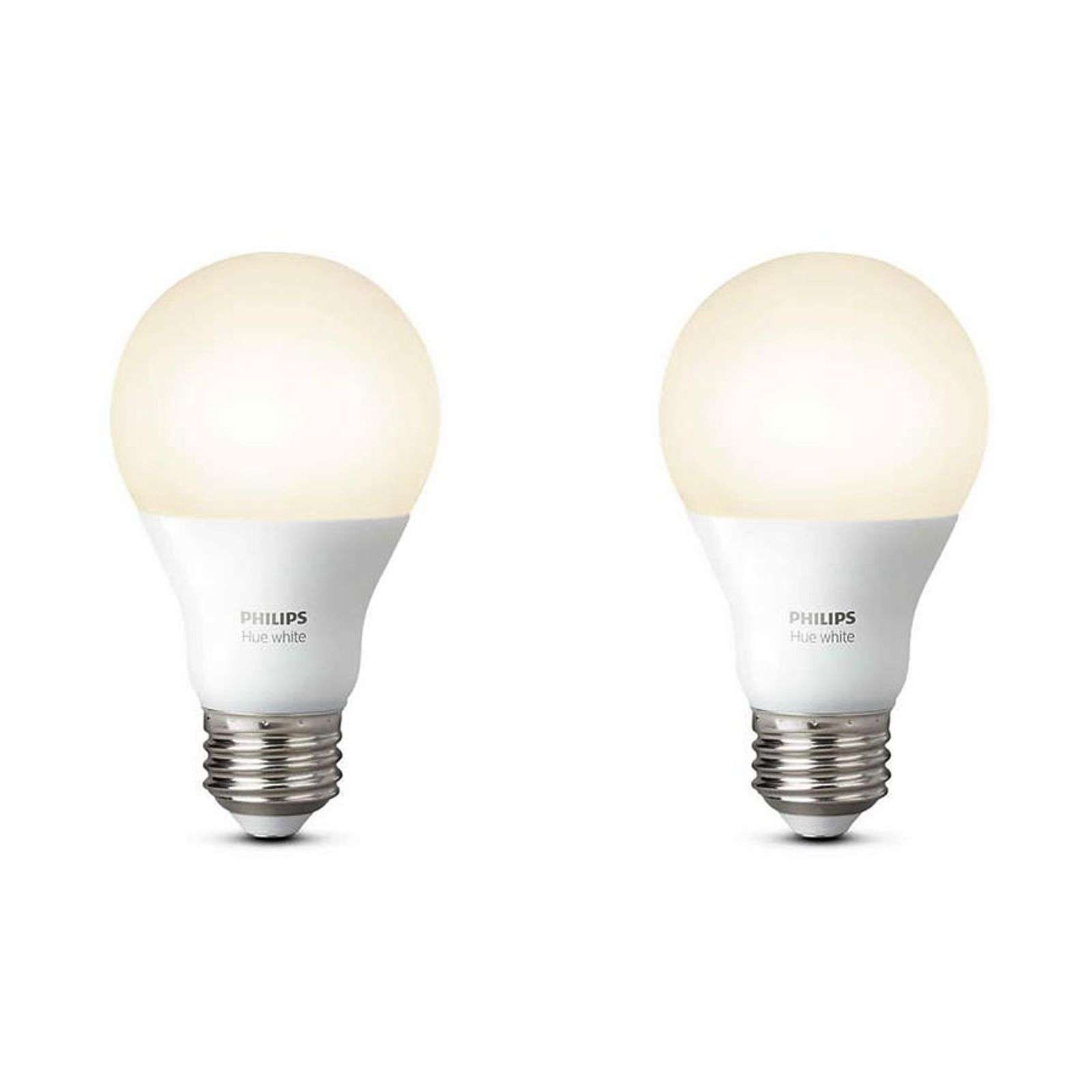 Philips Hue White 9,5 W E27 set da 2
