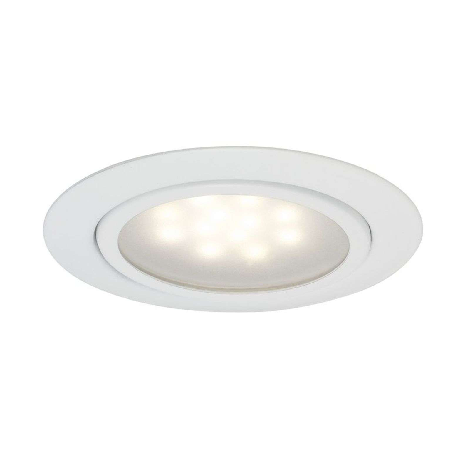 Spot LED Skinne set da 3, bianco