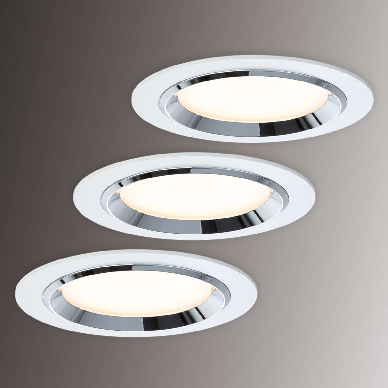 Downlight LED Premium Line Dot - set da 3