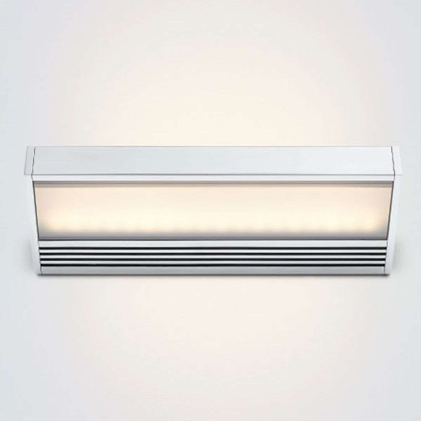 SML - applique LED in alluminio lucido