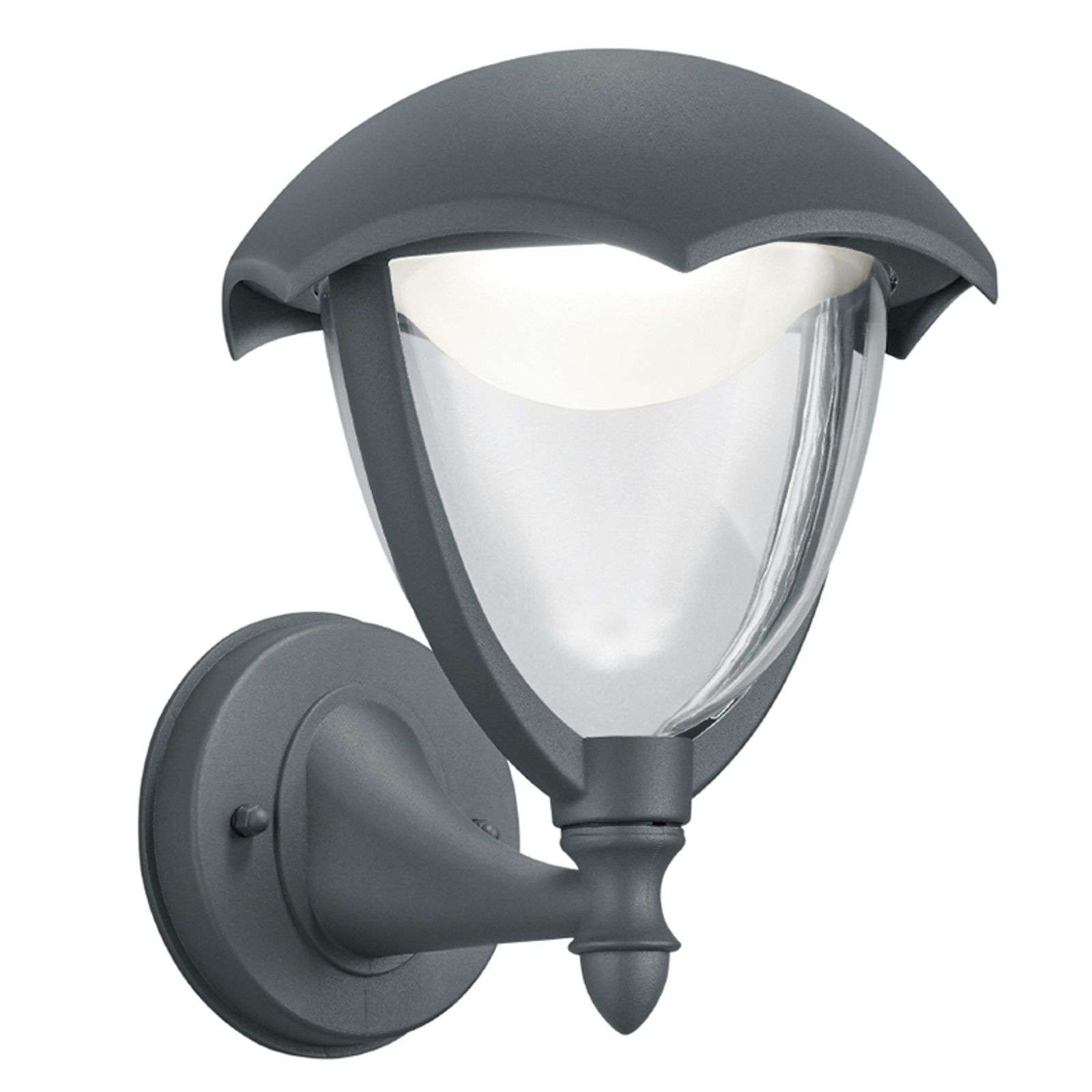 Applique esterni LED color antr Gracht Uplight