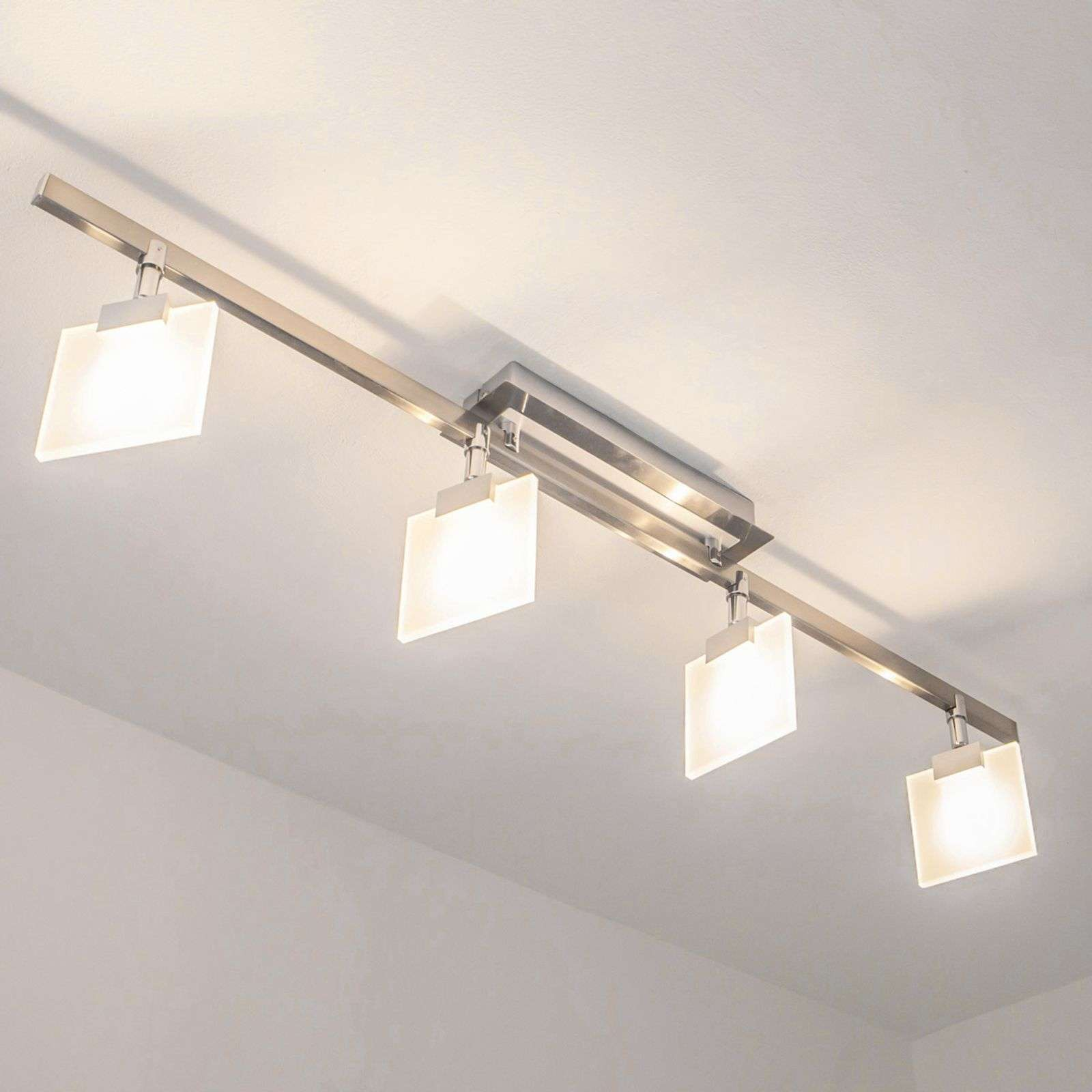 Applique soffitto Livius, per cucina, LED COB