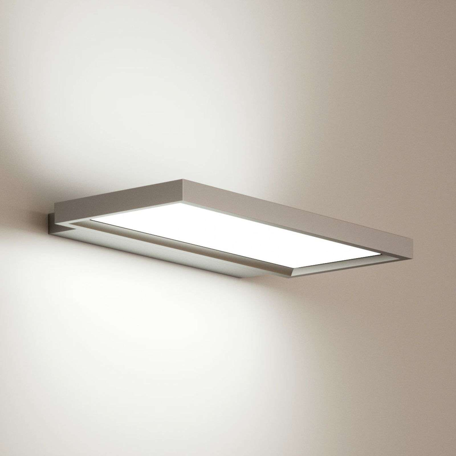 Applique Rick da ufficio, LED a luce neutra