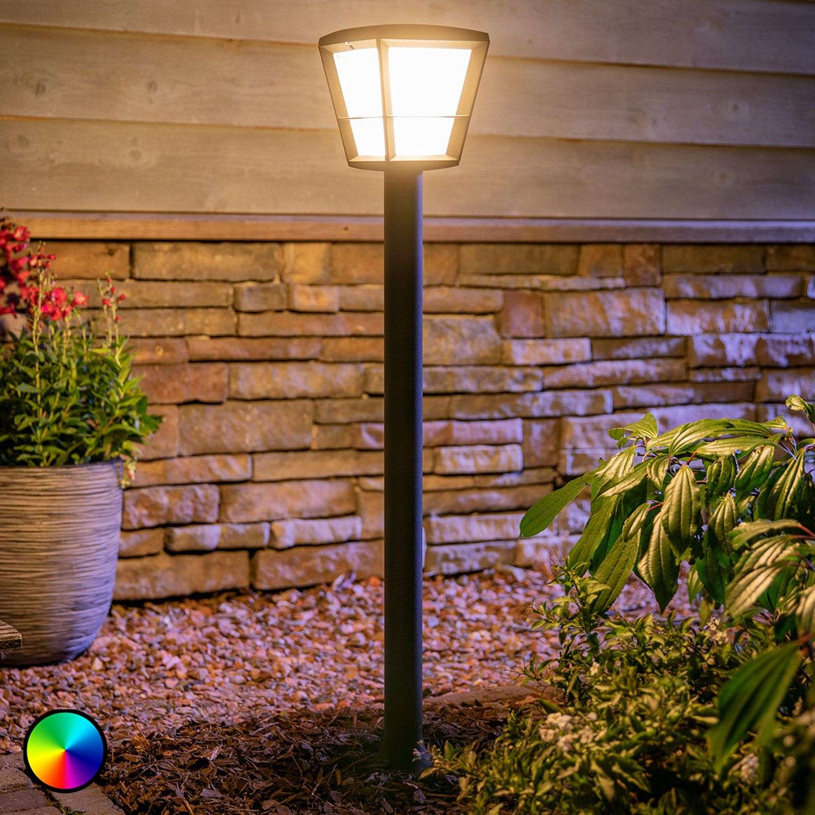 Philips Hue White+Color Econic lampione a LED