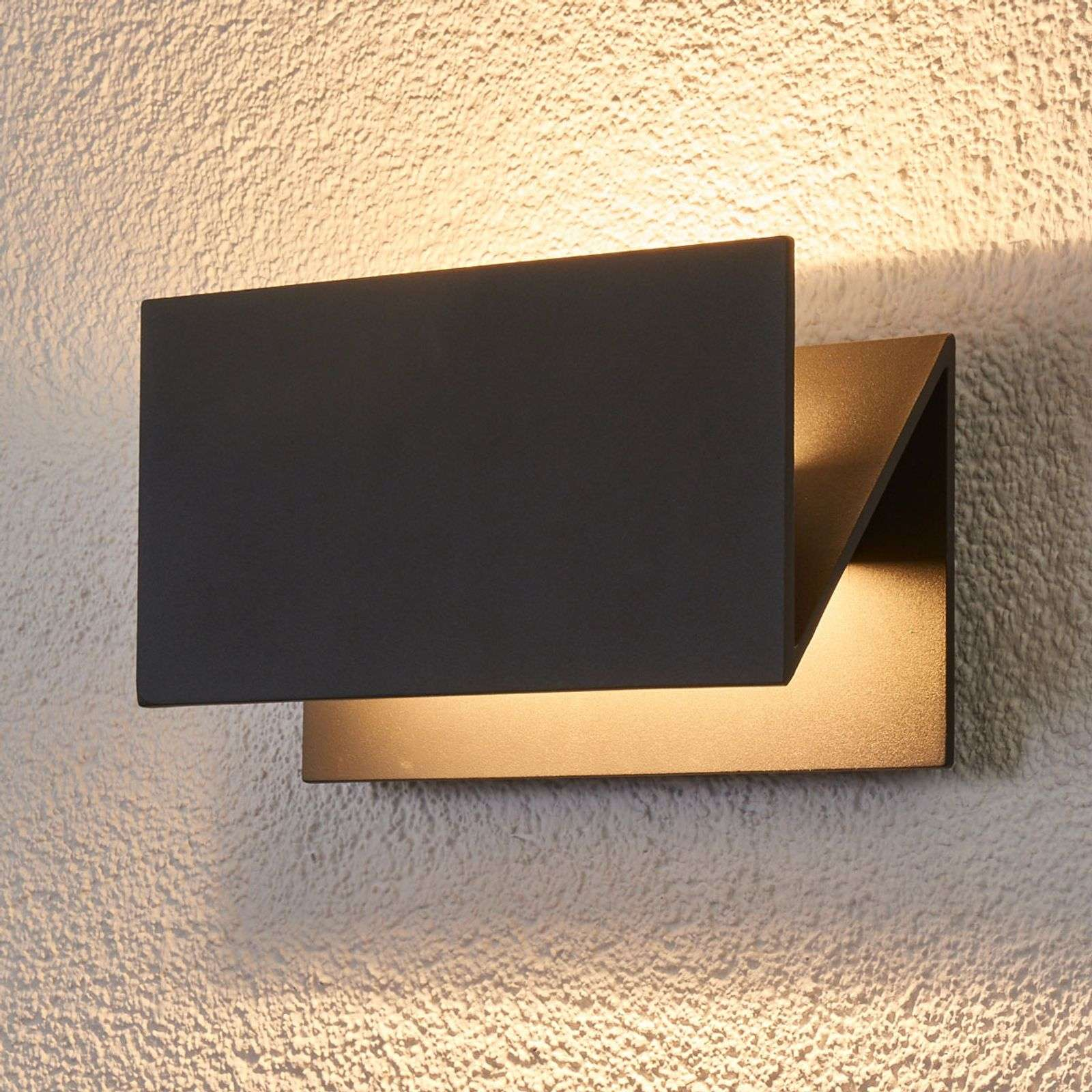 Applique da parete Meja, moderna, a LED, IP54