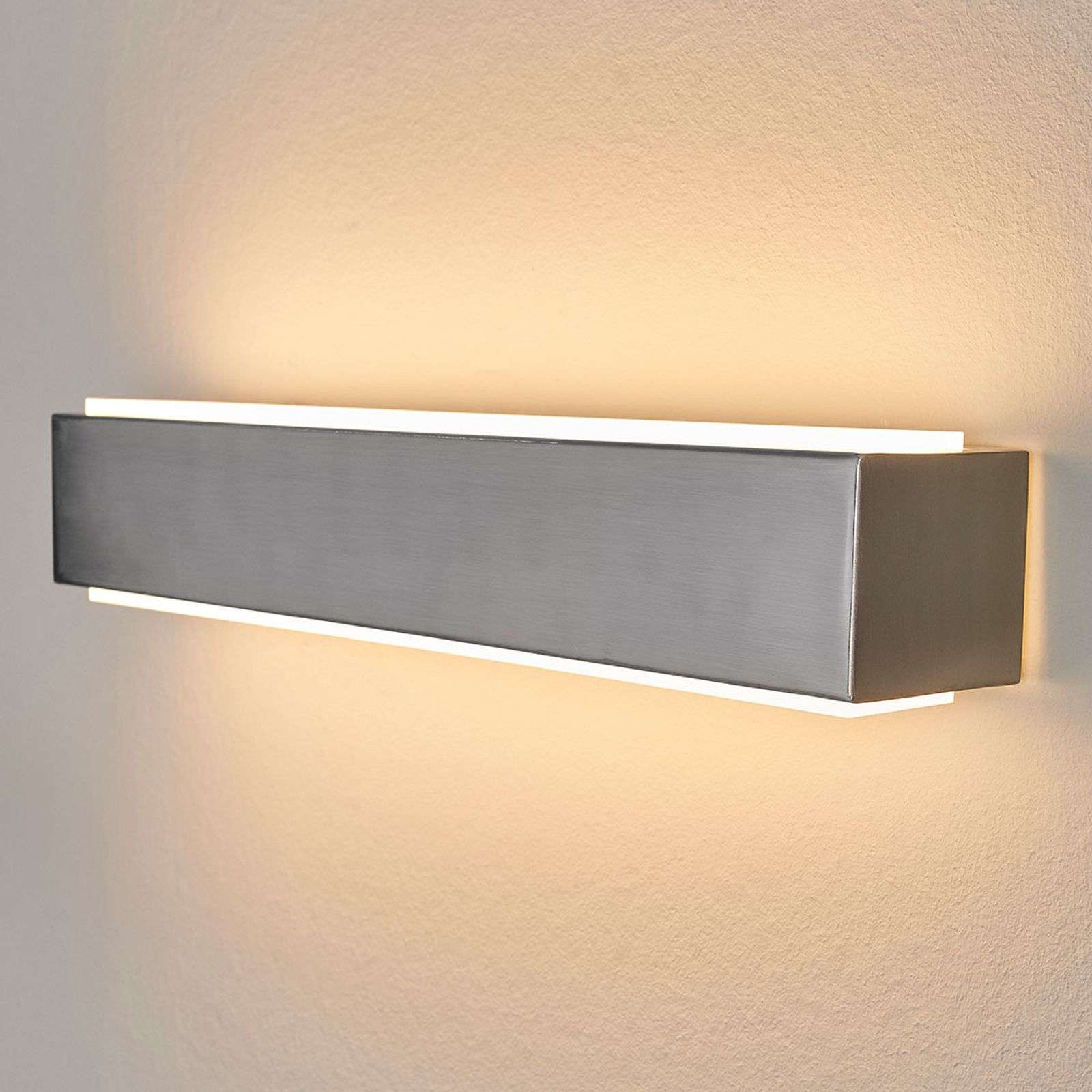 Quentis - applique LED di metallo, 35 cm