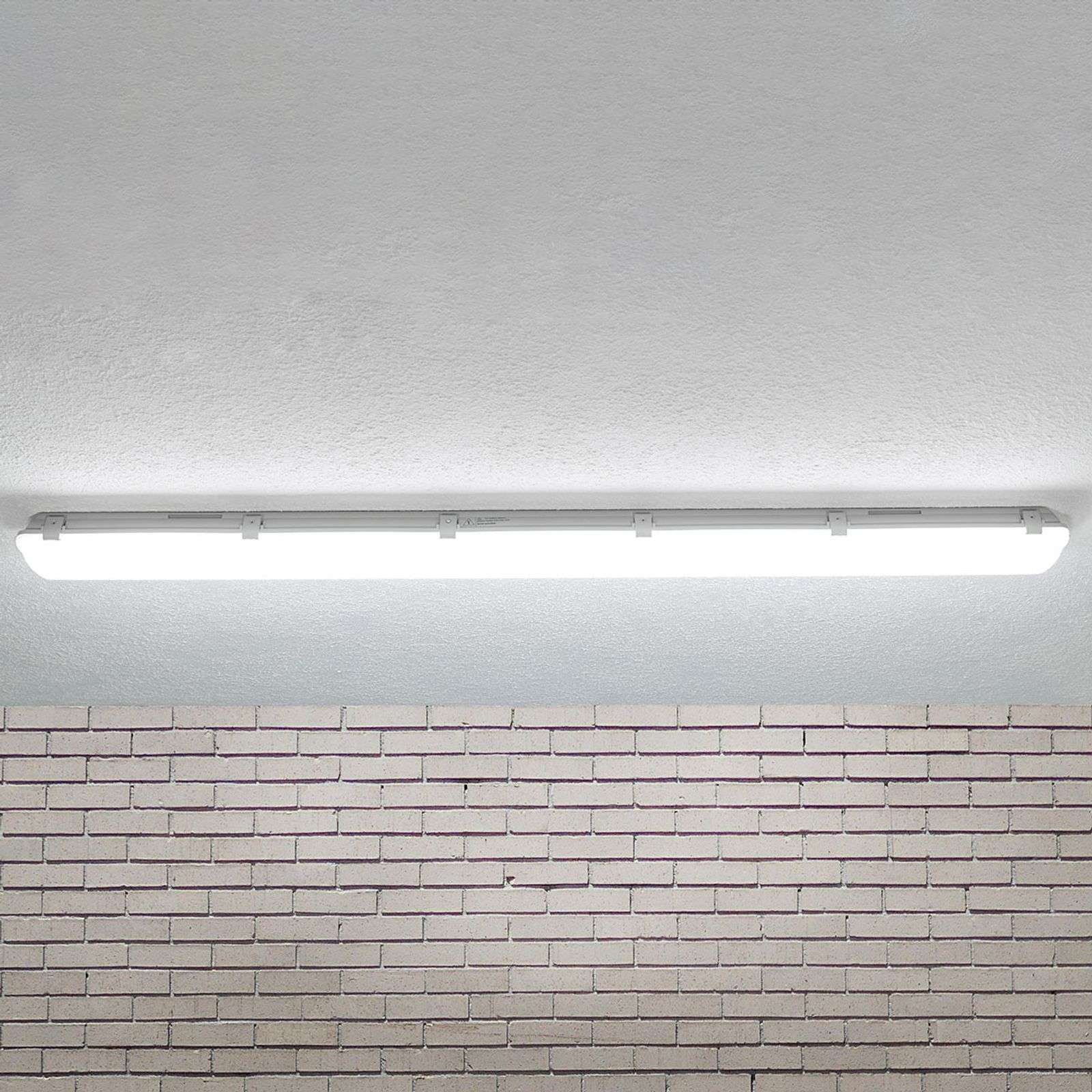 Plafoniera LED Mareen IP65 42,5W 151,5cm