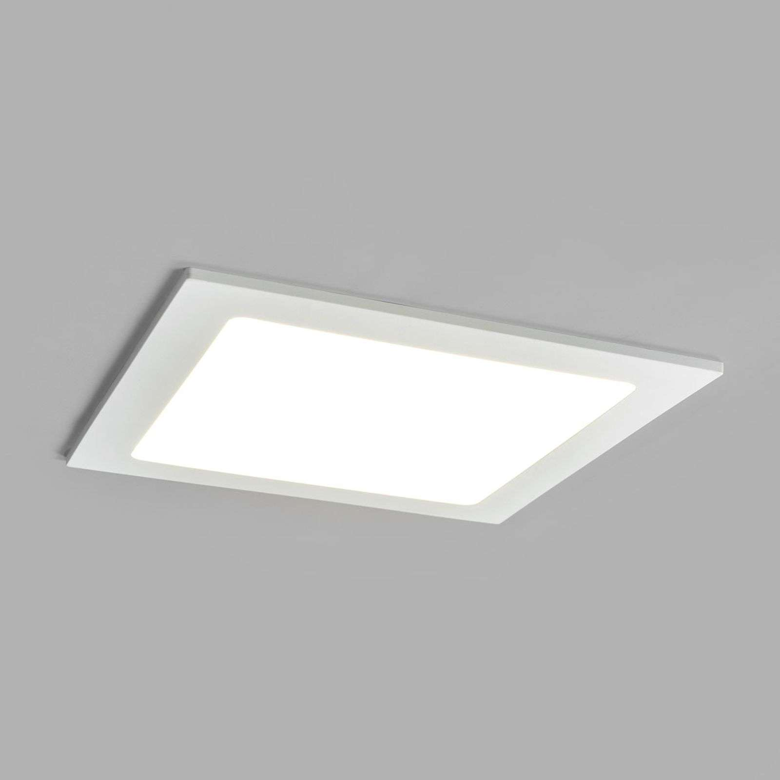 Lampada LED downlight Joki piatta IP44