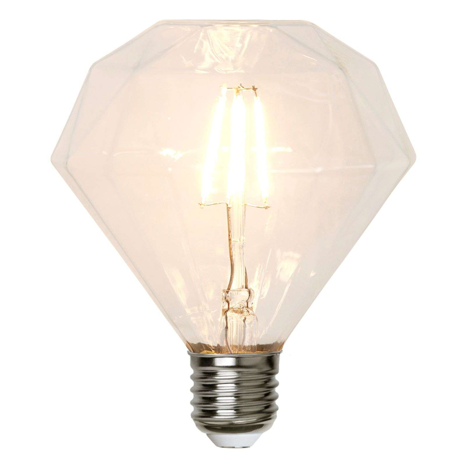 E27 3,2W 827 lampadina LED a diamante