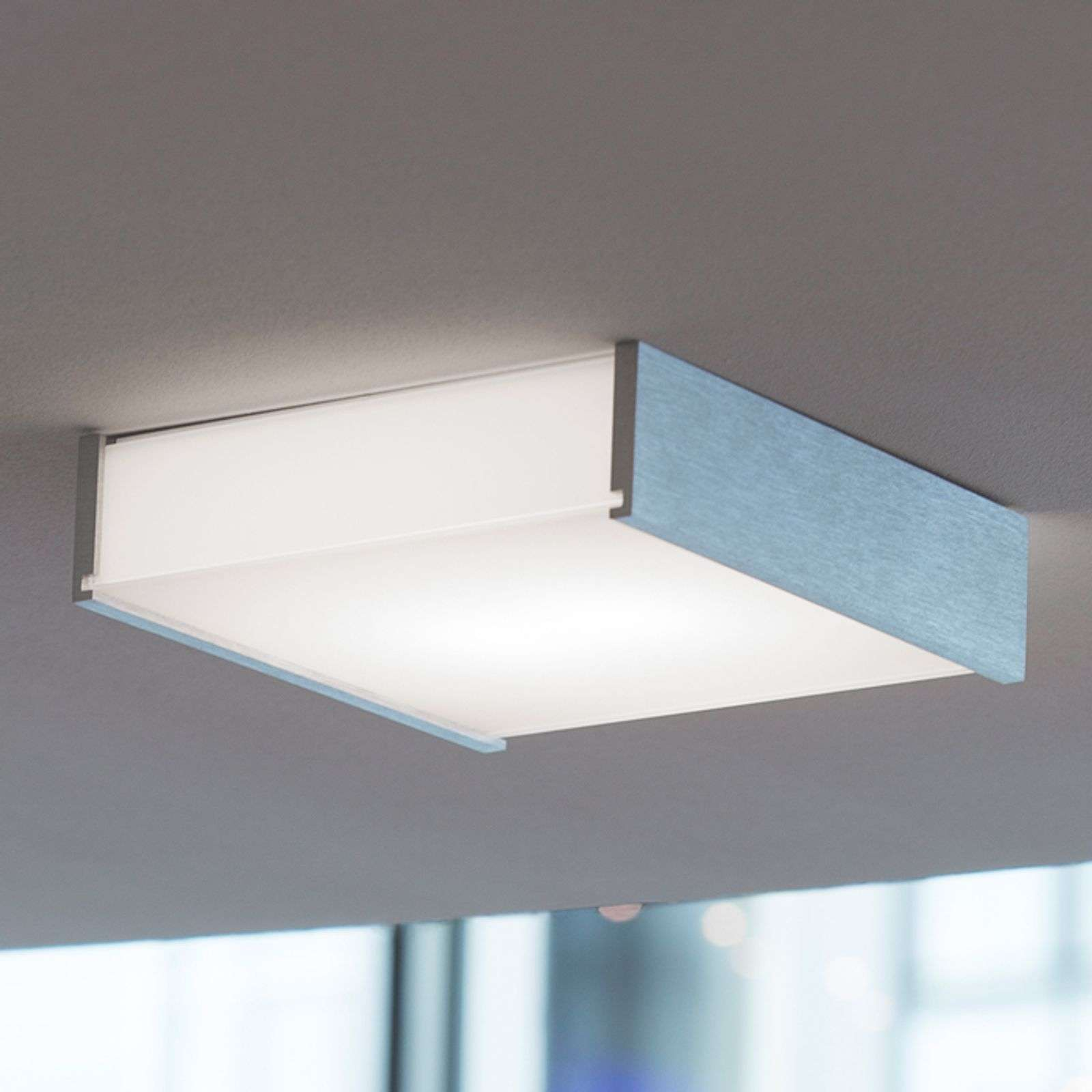 Potente plafoniera LED Box 30 cm