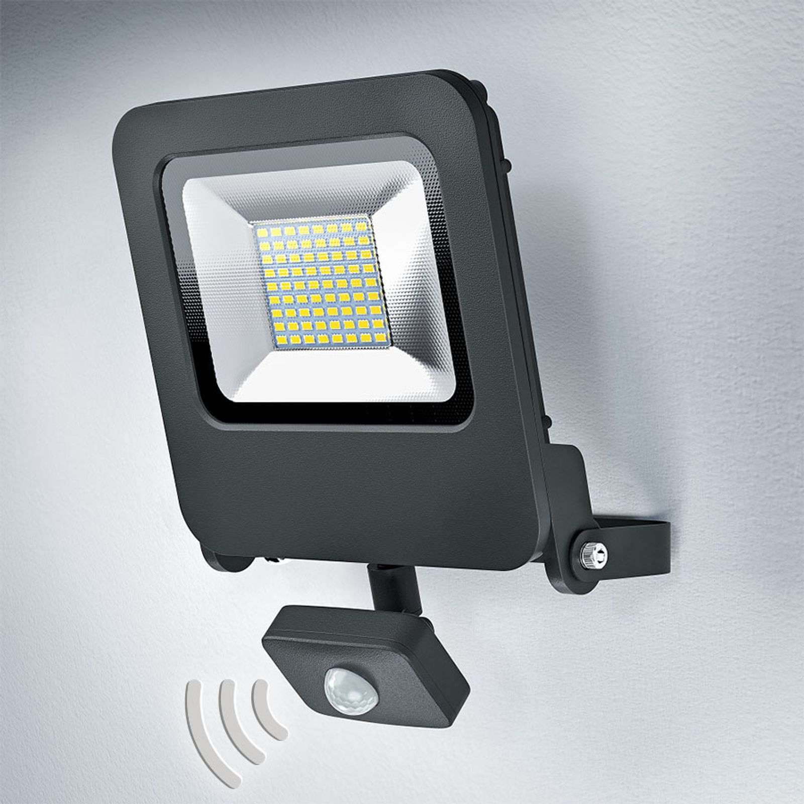 Faretto da est. LED Endura Floodlight Sensor 50 W