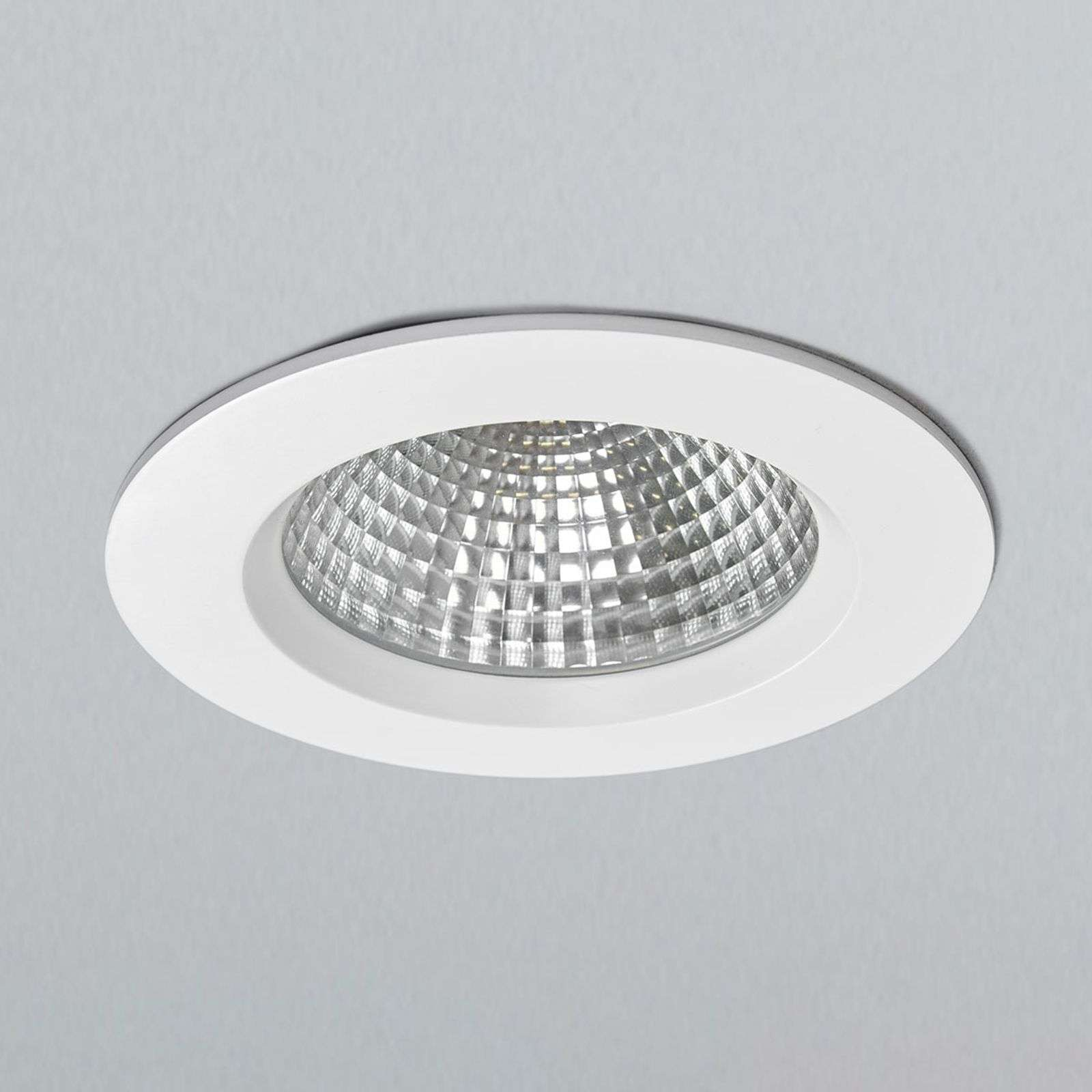 Downlight LED rotondo Tadeus, IP65