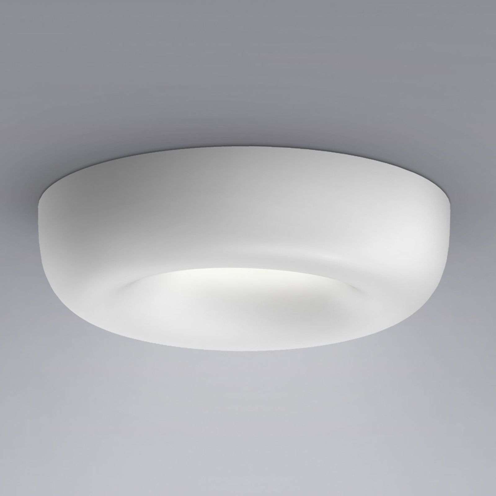 serien.lighting Cavity Recessed L, bianco